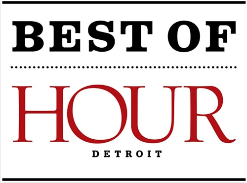 Best of Hour Magazine award.