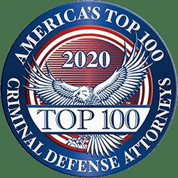 America's Top 100 Criminal Defense Attorney Award