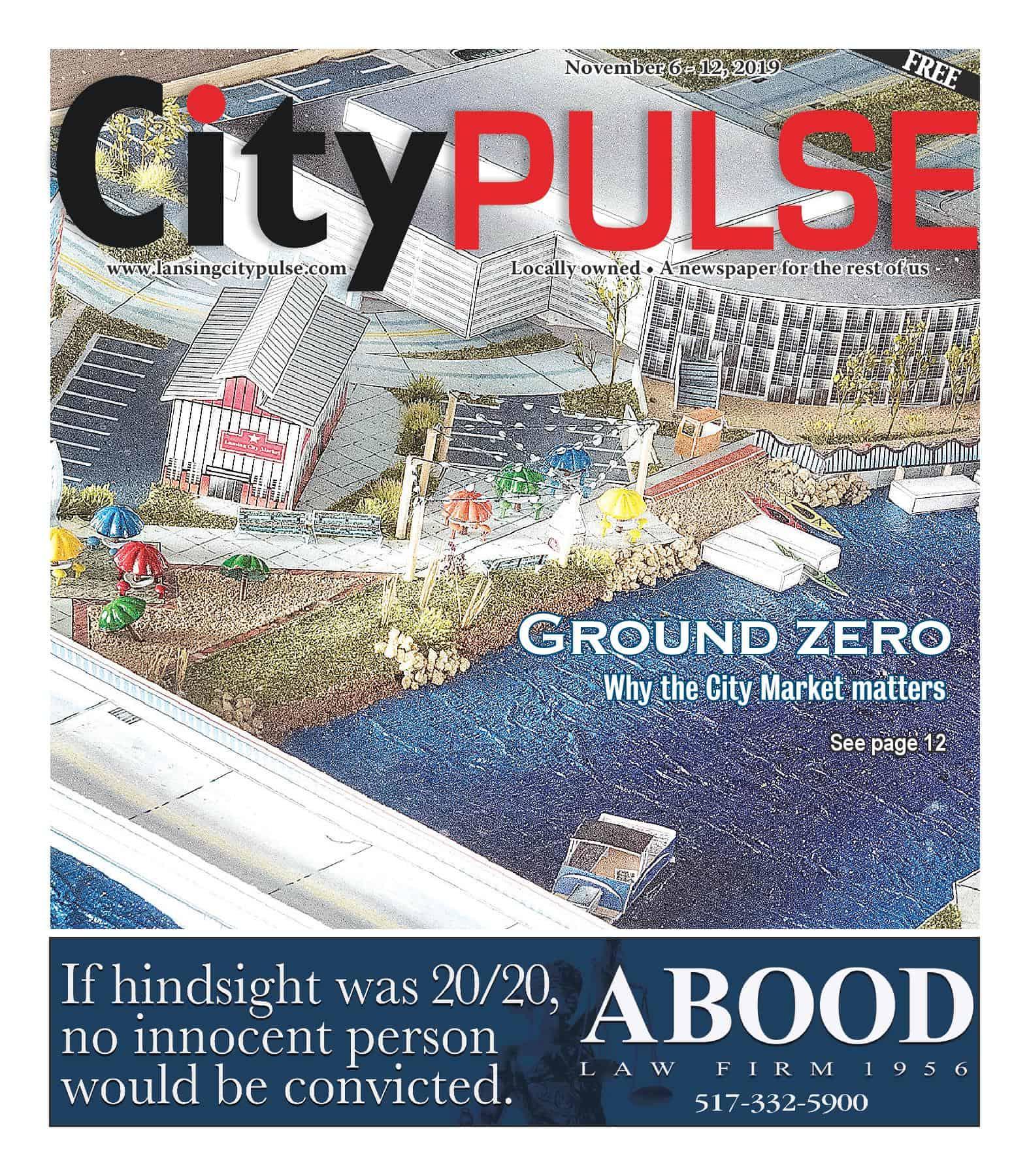 City Pulse Cover